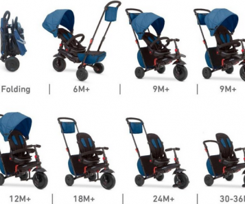 meilleur tricycle evolutif